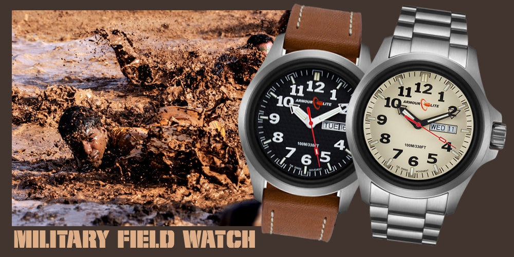 Armourlite Officer's Field Watch