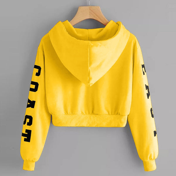 "Woman ""East Coast"" Sweatshirt"