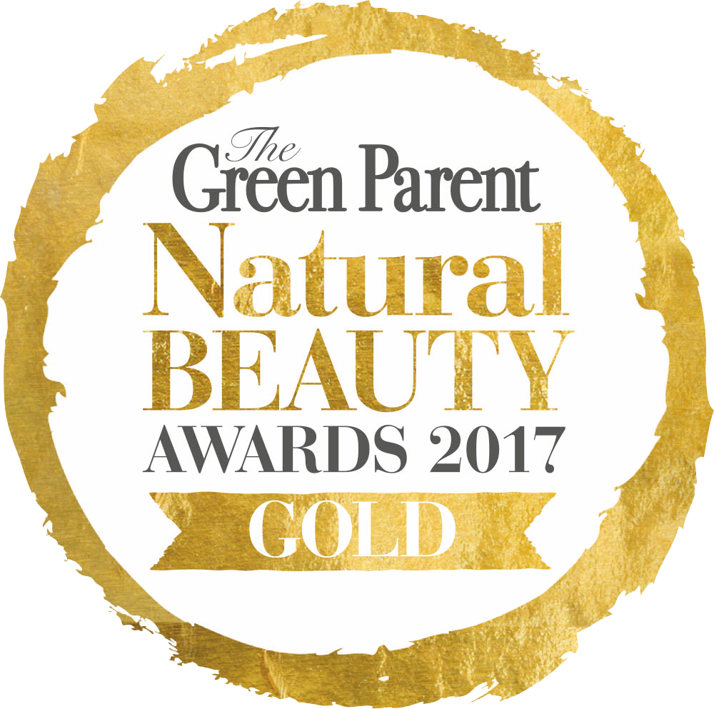 2017 - The Green Parent Natural Beauty Awards' Choice