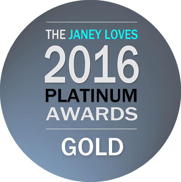 The Janey loves platinum awards