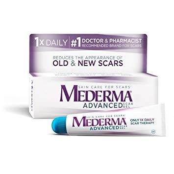 MEDERMA SCAR ADVANCED GEL 20ml - BiosenseClinic.ca