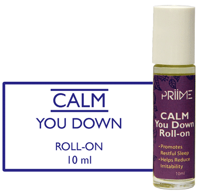 Priime Calm You Down Roll-On - Biosense Clinic