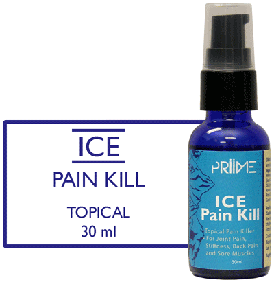 Priime Ice Pain Kill - Biosense Clinic