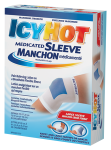 Icy Hot Topical Analgesic Back Patches