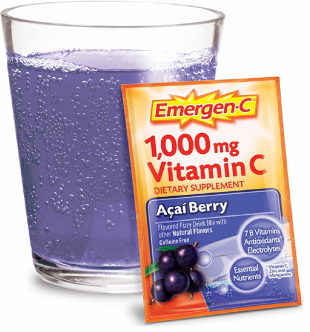 Emergen-C Acai Berry