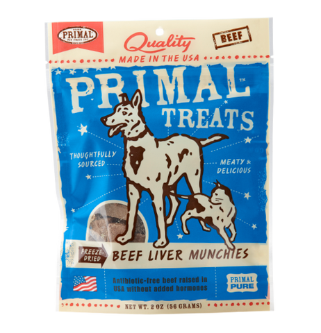 Freeze Dried Beef Liver Munchies