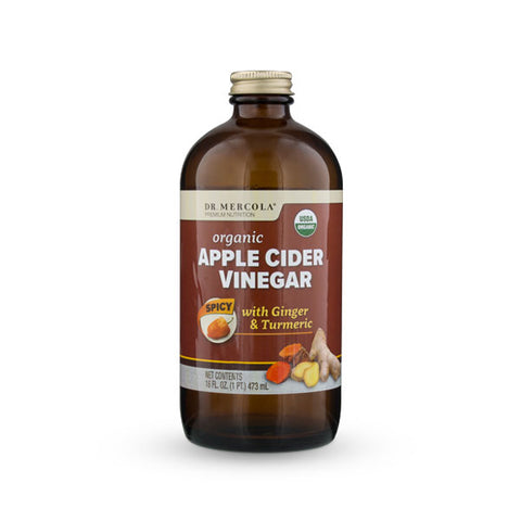 Organic Apple Cider Vinegar – Spicy