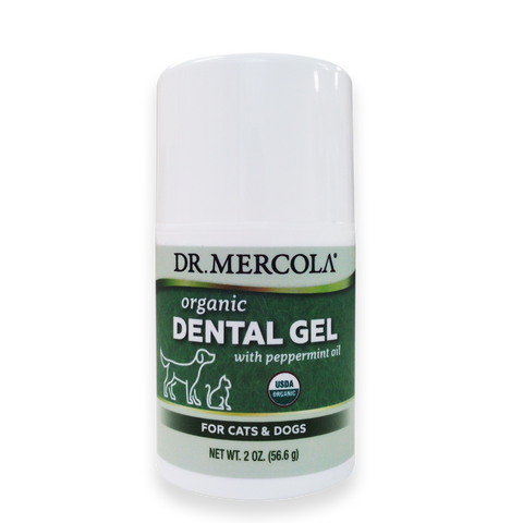 Dr Mercola Dental Gel for Pets