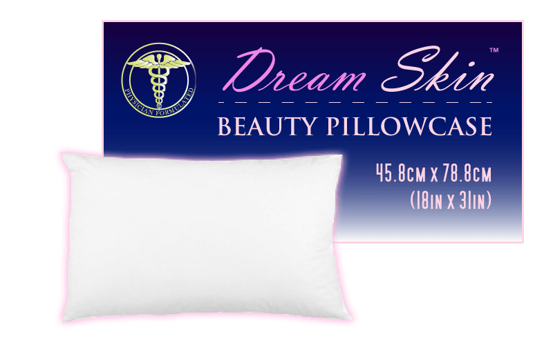 DreamSkin Pillowcase (45.8cm x 78.8cm) - BiosenseClinic.com