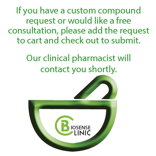 Biosense Clinic Custom Compound Service/ Consultation