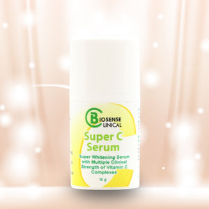 BiosenseClinical Super C Serum (15g) biosense-clinic.com