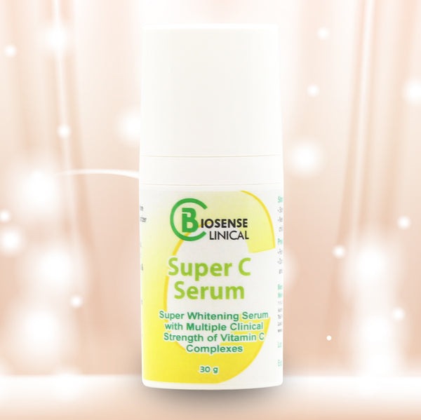 BiosenseClinical Super C Serum (30g x 1) biosense-clinic.com