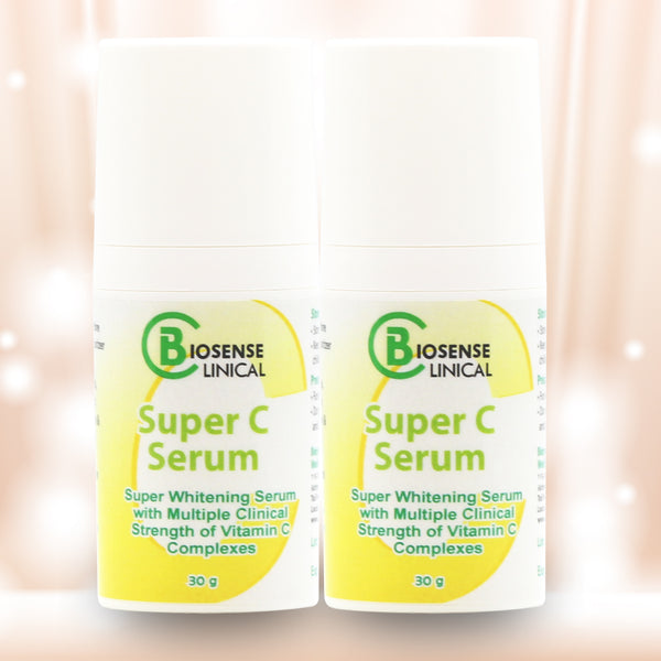 BiosenseClinical Super C Serum (30g x 2) biosense-clinic.com