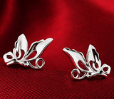 Butterfly Earrings - Free Shipping - Click N' Shopp