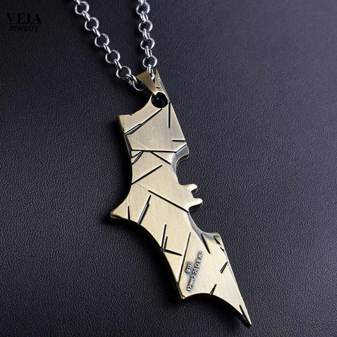 Batman Necklace - Click N' Shopp