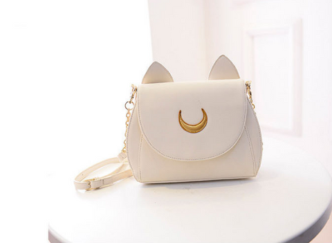 Cat Ears Shoulder Bag