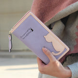 Fashion Cat Wallet - Click N' Shopp