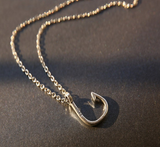 Fish Hook Necklace   ★★FREE Shipping!!! - Click N' Shopp