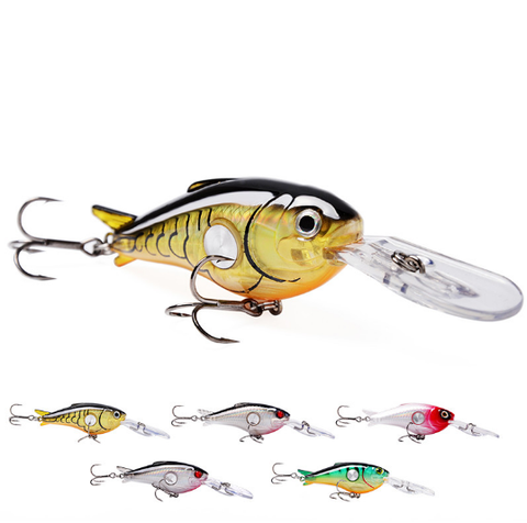 Fishing Bait Wobblers
