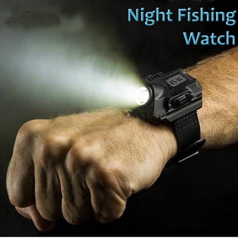 Night Fishing Watch