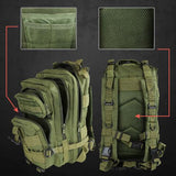 Outdoor Military Style Tactical Backpack