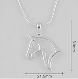 Horse Necklace  ★★FREE Shipping★★ - Click N' Shopp