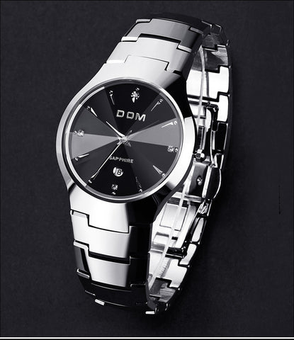Invincible Tungsten Carbide Watch