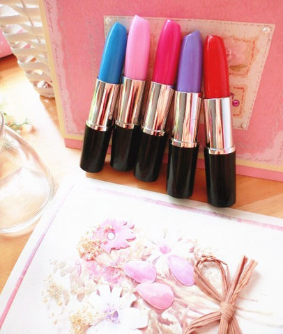 Lipstick Ball Pen - Click N' Shopp