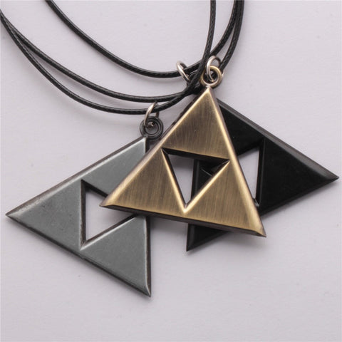 LoZ Triforce Necklace