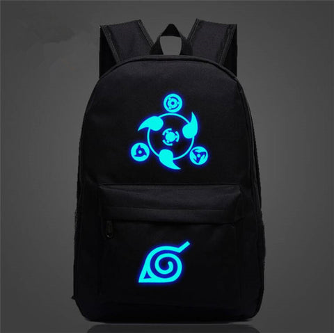 Naruto Luminous Backpack ★51%OFF★ - Click N' Shopp