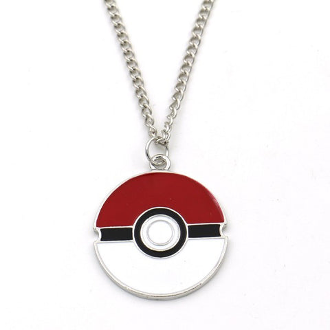 Pokeball Pendant - Click N' Shopp