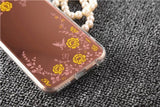 Secret Garden Luxury Mirror iPhone Case