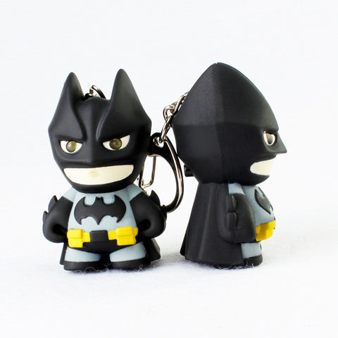 Super Heroes Flashlight Keychain - Click N' Shopp