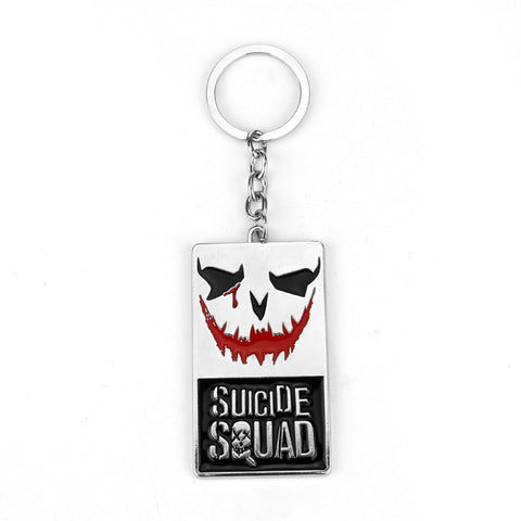New Superheroes Keychain