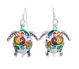 Turtle Necklace & Earrings Set ★ FREE ★ - Click N' Shopp