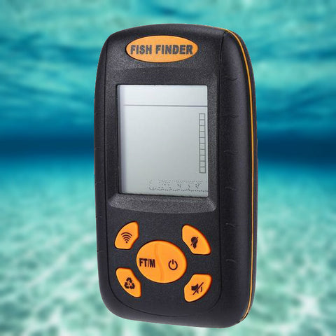 The Fish Finder