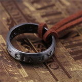 Nathan Drake Leather Necklace