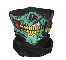 Skull Face Windproof Mask