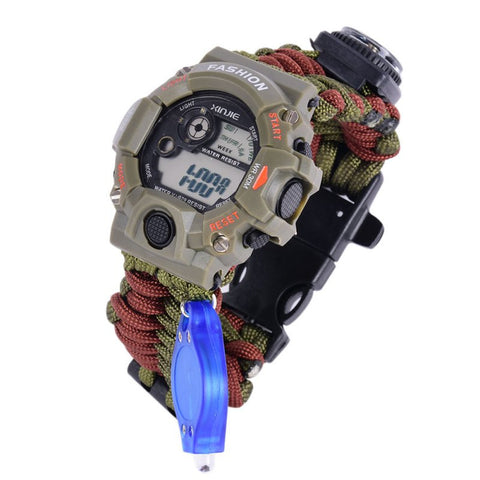 Waterproof Paracord Watch