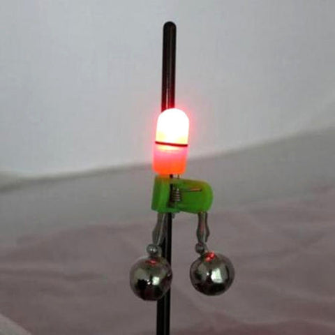 5pcs LED Fish Bait Alarm