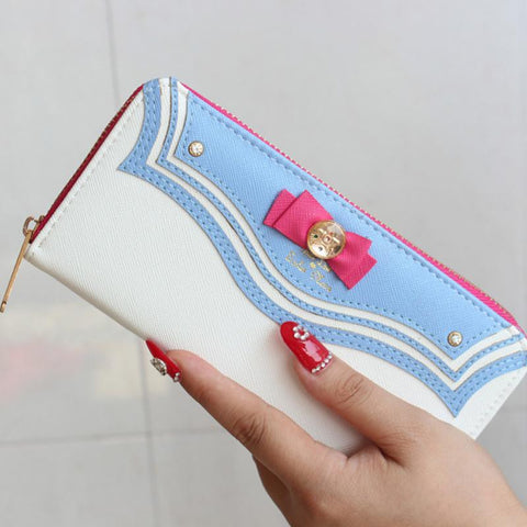 Sailor Moon Leather Wallet
