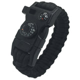 Emergency Multitool Paracord Bracelet