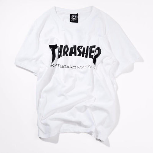 White Thrasher Magazine T-Shirt