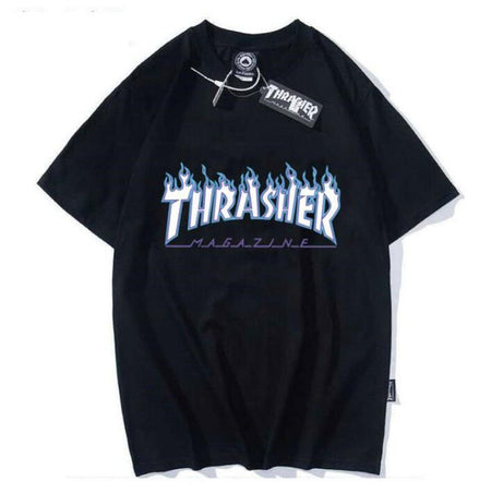 Black Thrasher Magazine T-Shirt