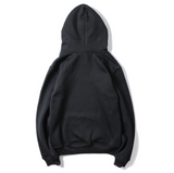 Supreme  Box Logo Hooded Sweatshirt Black on Black