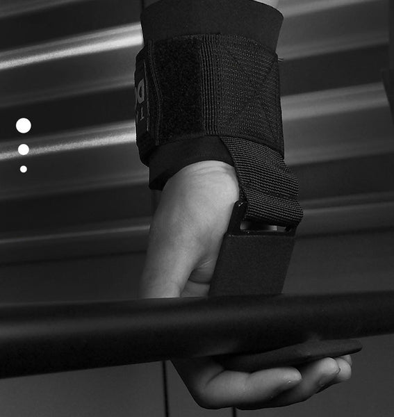 Weight Lifting Wrist Straps Gloves