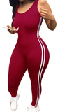 Women's Sport Fitness Workout Jumpsuit Bodysuits