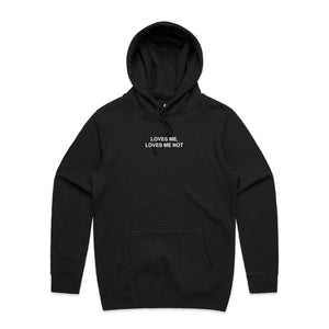 Yours Truly Forever Brand Butterfly Hoodie - Black HOODIE yourstrulyco