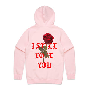 I Still Love You 1994 Hoodie - Pink - Yours Truly Clothing