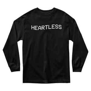 Heartless Long Sleeve - Yours Truly Clothing